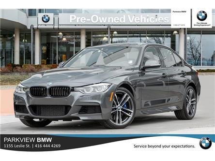2018 BMW 340i xDrive (Stk: PP8588) in Toronto - Image 1 of 22