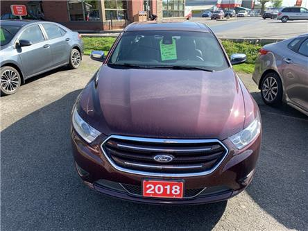 2018 Ford Taurus Limited (Stk: svg7) in Morrisburg - Image 1 of 6