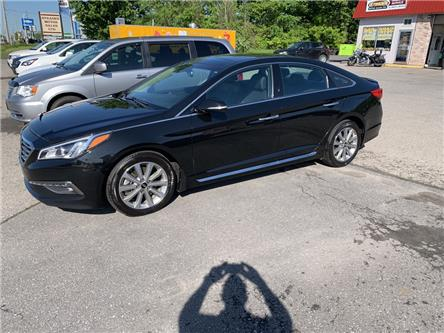 2016 Hyundai Sonata Limited (Stk: svg22) in Morrisburg - Image 2 of 7
