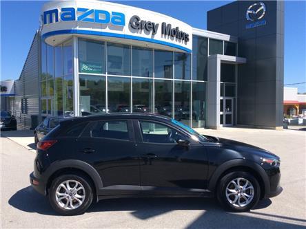 2016 Mazda CX-3 GS (Stk: 03348P) in Owen Sound - Image 1 of 17