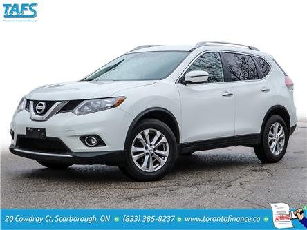 2016 Nissan Rogue  (Stk: SE1101) in Toronto - Image 1 of 26