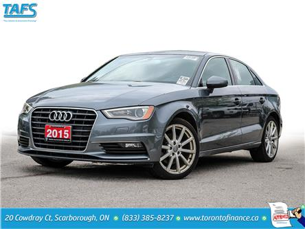 2015 Audi A3 1.8T Progressiv (Stk: SE1109) in Toronto - Image 1 of 23