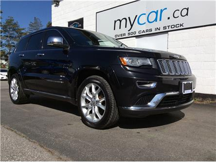 2014 Jeep Grand Cherokee Summit (Stk: 190753) in Richmond - Image 1 of 21