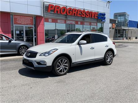 2017 Infiniti QX50 Base (Stk: HM400545) in Sarnia - Image 1 of 23