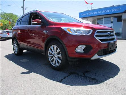 2017 Ford Escape Titanium (Stk: 190757) in Kingston - Image 1 of 15