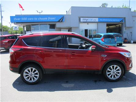 2017 Ford Escape Titanium (Stk: 190757) in Kingston - Image 2 of 15