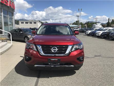 2019 Nissan Pathfinder Platinum (Stk: N96-3662) in Chilliwack - Image 2 of 23