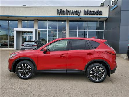 2016 Mazda CX-5 GT (Stk: M19207A) in Saskatoon - Image 1 of 27
