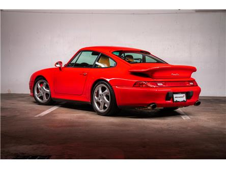 1996 Porsche 911 Turbo (Stk: AT0011A) in Vancouver - Image 2 of 21