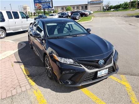 2019 Toyota Camry Hybrid SE (Stk: 9-837) in Etobicoke - Image 2 of 12