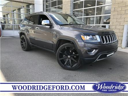 2016 Jeep Grand Cherokee 23H Limited (Stk: 17220A) in Calgary - Image 1 of 22