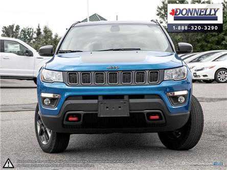 2018 Jeep Compass Trailhawk (Stk: PLDUR6161) in Ottawa - Image 2 of 30
