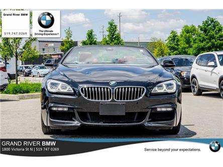 2016 BMW 650i xDrive (Stk: PW4874) in Kitchener - Image 2 of 22