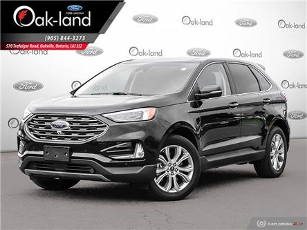 2019 Ford Edge Titanium (Stk: A3138) in Oakville - Image 1 of 27