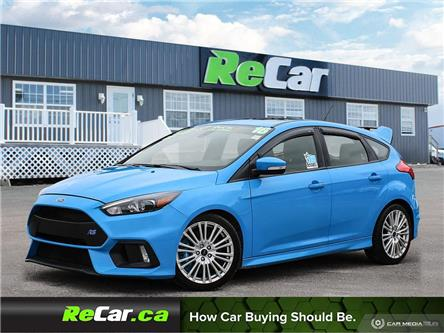 2016 Ford Focus RS Base (Stk: 181401A) in Saint John - Image 1 of 29