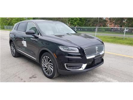 2019 Lincoln Nautilus Reserve (Stk: 19NS2080) in Unionville - Image 1 of 17
