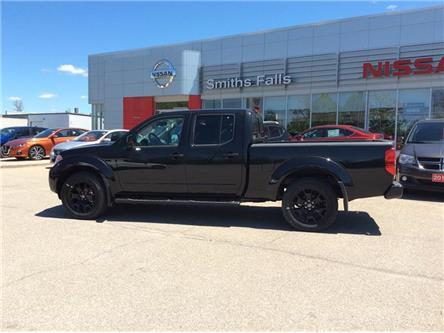 2019 Nissan Frontier Midnight Edition (Stk: 19-075) in Smiths Falls - Image 1 of 12