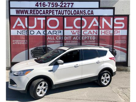 2015 Ford Escape SE (Stk: A70279) in Toronto - Image 1 of 13