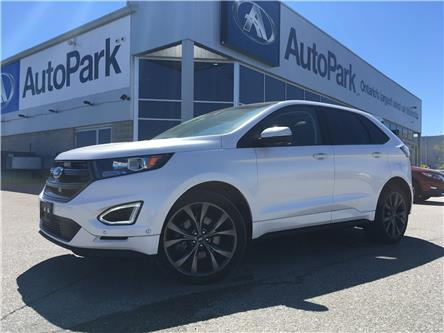 2016 Ford Edge Sport (Stk: 16-45366JB) in Barrie - Image 1 of 30