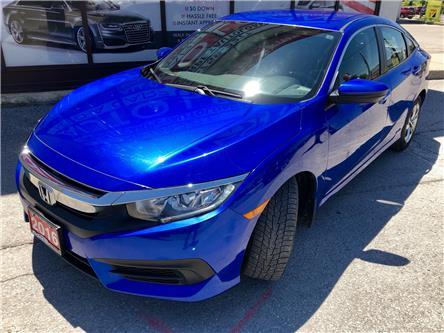 2016 Honda Civic LX (Stk: 039071) in Toronto - Image 2 of 13