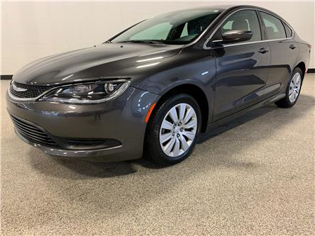 2015 Chrysler 200 LX (Stk: B12060) in Calgary - Image 1 of 15