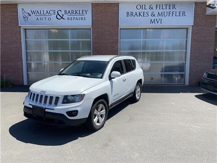 2014 Jeep Compass Sport/North (Stk: 835085) in Truro - Image 1 of 5