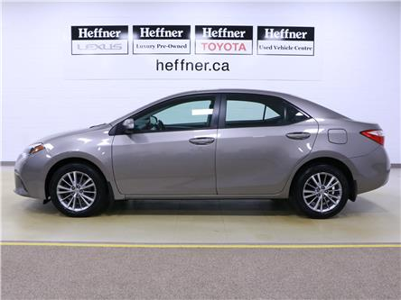 2014 Toyota Corolla LE (Stk: 195391) in Kitchener - Image 2 of 29