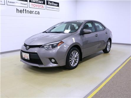 2014 Toyota Corolla LE (Stk: 195391) in Kitchener - Image 1 of 29
