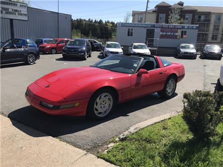 1994 Chevrolet Corvette  (Stk: -) in Lower Sackville - Image 1 of 5