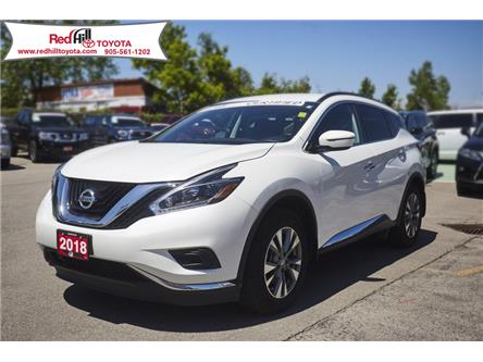 2018 Nissan Murano S (Stk: 80392) in Hamilton - Image 1 of 18