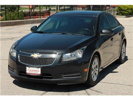 2013 Chevrolet Cruze LT Turbo (Stk: 1905217) in Waterloo - Image 1 of 23