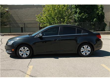 2013 Chevrolet Cruze LT Turbo (Stk: 1905217) in Waterloo - Image 2 of 23