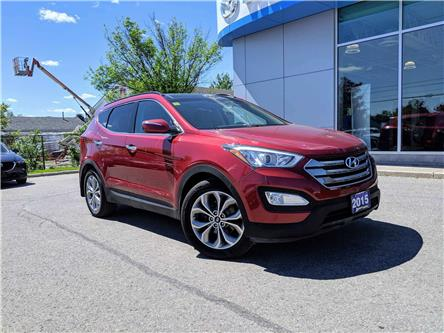 2015 Hyundai Santa Fe Sport 2.0T SE (Stk: K7633A) in Peterborough - Image 1 of 23