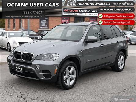 2012 BMW X5 xDrive35i (Stk: ) in Scarborough - Image 1 of 25