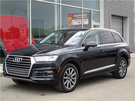 2019 Audi Q7 55 Technik (Stk: 190385) in Regina - Image 1 of 36