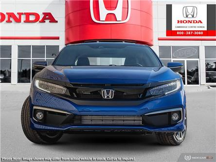 2019 Honda Civic Touring (Stk: 19893) in Cambridge - Image 2 of 24
