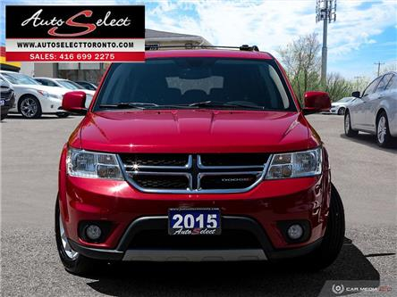 2015 Dodge Journey 7 Passenger (Stk: 1DJRC64) in Scarborough - Image 2 of 27
