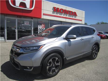 2017 Honda CR-V Touring (Stk: 19192A) in Simcoe - Image 1 of 19