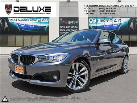 2015 BMW 328i xDrive Gran Turismo (Stk: D0594) in Concord - Image 1 of 20
