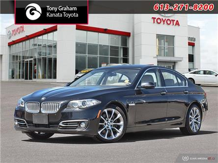 2014 BMW 535d xDrive (Stk: 89532A) in Ottawa - Image 1 of 28