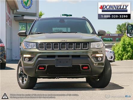 2018 Jeep Compass Trailhawk (Stk: PLDUR6164) in Ottawa - Image 2 of 29