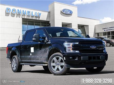 2019 Ford F-150 Lariat (Stk: DS1370) in Ottawa - Image 1 of 29