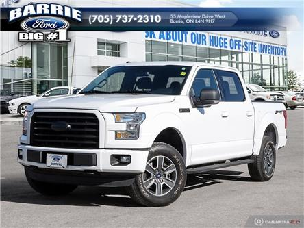 2016 Ford F-150 XLT (Stk: T0274B) in Barrie - Image 1 of 27