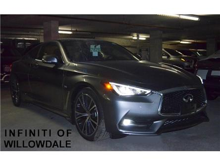 2018 Infiniti Q60 2.0t PURE (Stk: DEMO-H7828) in Thornhill - Image 1 of 18