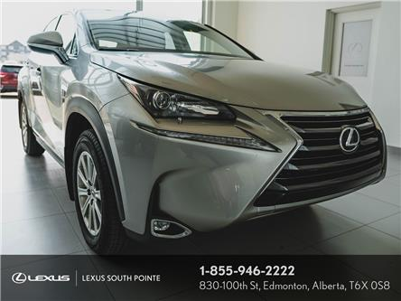 2017 Lexus NX 200t Base (Stk: L900524A) in Edmonton - Image 1 of 17
