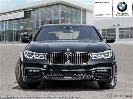 2019 BMW 750i xDrive (Stk: 0043) in Sudbury - Image 2 of 23