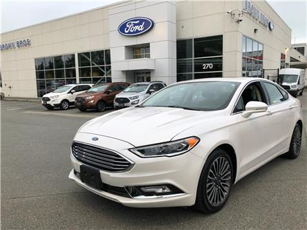 2017 Ford Fusion SE (Stk: RP18142) in Vancouver - Image 1 of 24