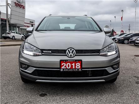 2018 Volkswagen Golf Alltrack 1.8 TSI (Stk: F108) in Ancaster - Image 2 of 26