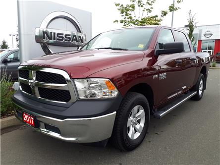 2017 RAM 1500 ST (Stk: P0090) in Courtenay - Image 1 of 9