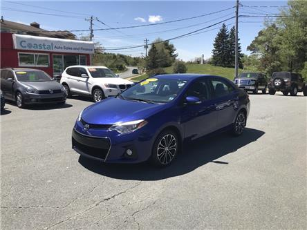 2015 Toyota Corolla S (Stk: U32964) in Lower Sackville - Image 1 of 15